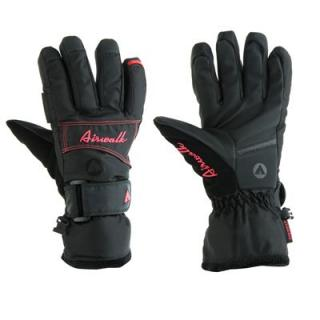 Airwalk Ski Gloves Ladies Black
