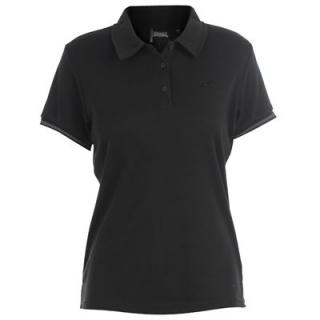 Lonsdale Poto Shirt Ladies Black