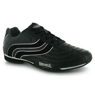 Lonsdale Camden Trainers Mens Black