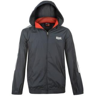 Lonsdale Rain Jacket Mens Navy