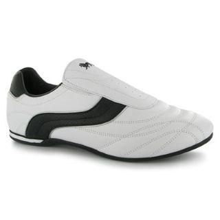 Lonsdale Benn Mens White/Black