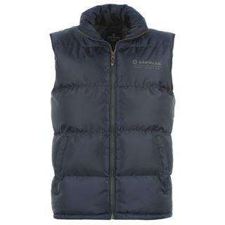 Airwalk Bubble Gilet Mens Navy