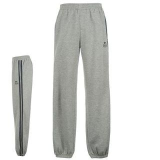 Lonsdale CH Sweat Pants Mens Grey/Navy